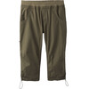 Prana W's Zander Yoga Pants Cargo Green